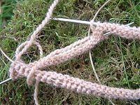 tricot qui roule